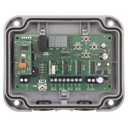 Receptor CARDIN S508 RXD 4CH