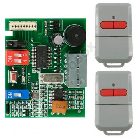 Kit Receptor/Mandos ERREKA LUNA