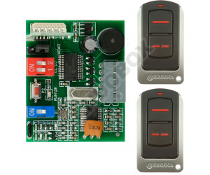 Kit Receptor/Mandos ERREKA IRIS 868MHz
