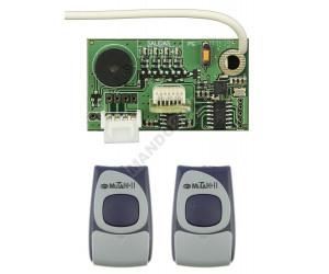 Kit Receptor/Mandos CLEMSA RNE 248 N81