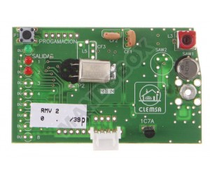 Receptor CLEMSA RMV 2