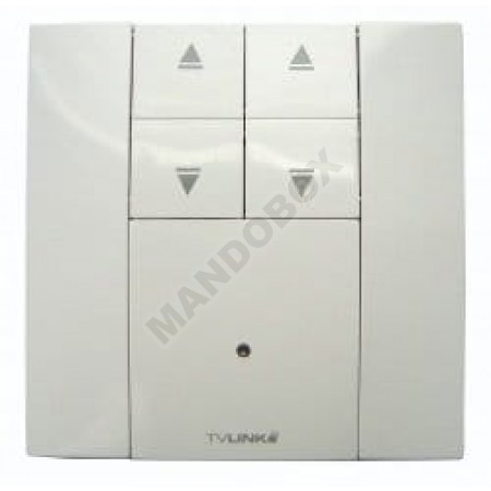 Pulsador TELECO TVTXC-868-A04