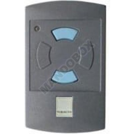 Mando de garaje TUBAUTO HSM2 868 MHz