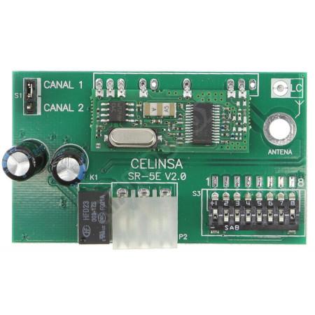 Receptor CELINSA SR-5E