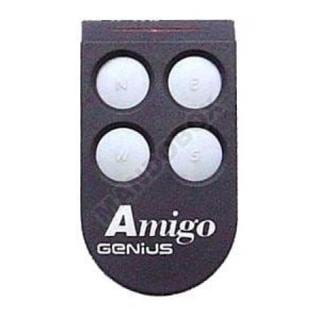 Mando de garaje GENIUS Amigo JA334 grey