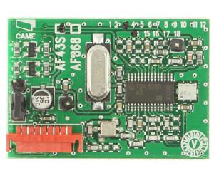 Receptor CAME AF43S