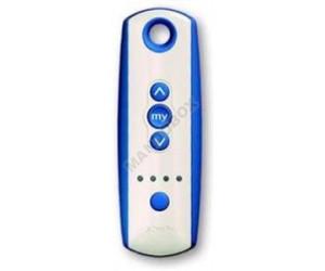 Mando de garaje SOMFY TELIS-4-RTS blue
