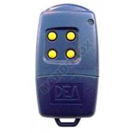 Mando de garaje DEA 433-4