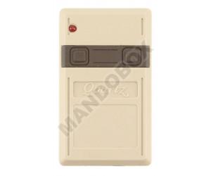 Mando de garaje Compatible CLEMSA TX-2ML MK-2
