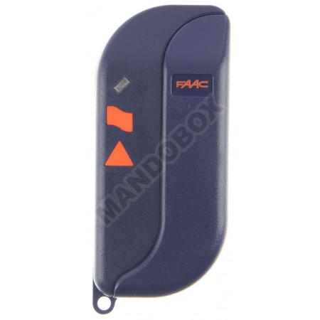 Mando de garaje FAAC TML2-433-SLR