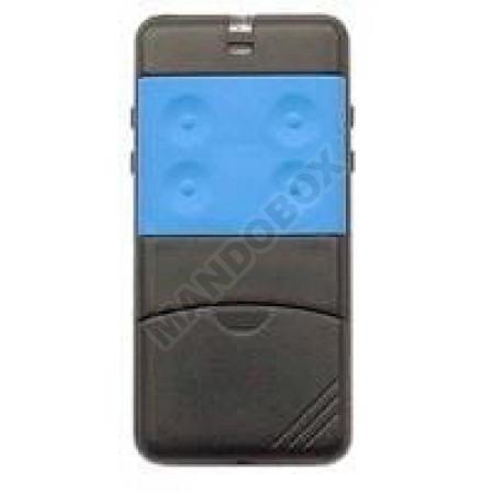 Mando de garaje CARDIN S435-TX4 blue