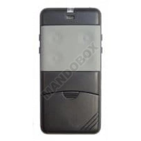 Mando de garaje CARDIN S435-TX4 grey
