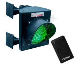 Semáforo + Emisor CLEMSA STOP&GO