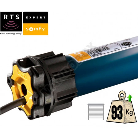 Motor SOMFY Oximo RTS 40/17