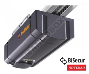 Kit Hormann ProMatic Serie 3 Bisecur + Guía M