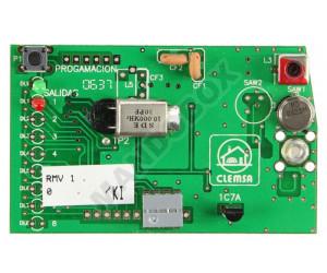 Receptor CLEMSA RMV 1