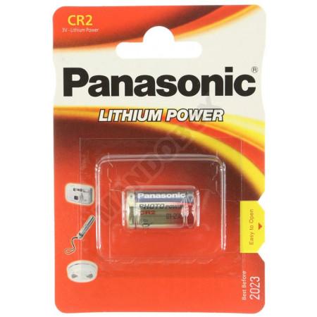 Pila CR2 3V PANASONIC 2023