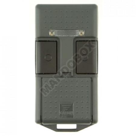 Mando de garaje CARDIN S466-TX2 27.195 MHz