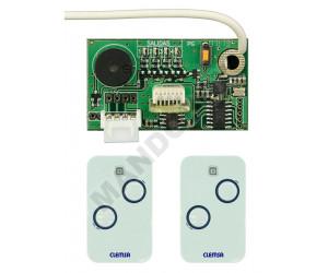 Kit Receptor/Mandos CLEMSA RNE 248 NT82