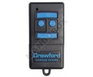 Mando de garaje CRAWFORD T433-4
