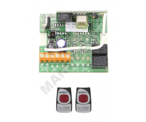 Kit Receptor/Mandos CLEMSA MUTANcode II RE 248 U N1