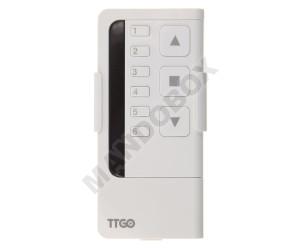 Mando de garaje TTGO TG6