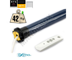 Kit motor SOMFY Oximo RTS 20/17