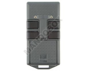 Mando de garaje CARDIN S466 TX4 30.900 MHz