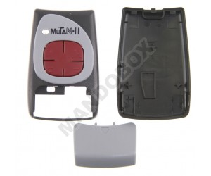 Carcasa mando a distancia CLEMSA Mutancode 4 botones