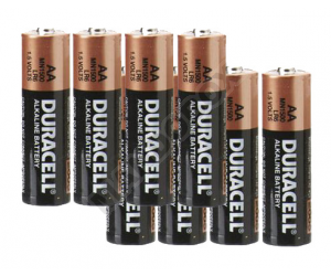 Pack de pilas Duracell  AA