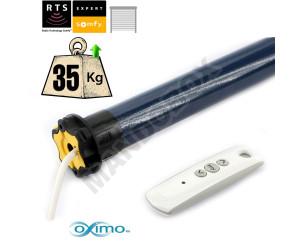 Kit motor SOMFY Oximo RTS 15/17
