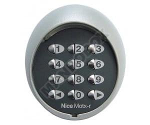 Teclado numérico NICE MOON MOTX-R