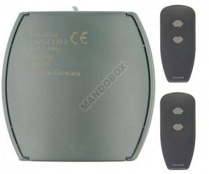 Kit Receptor/Mandos MARANTEC D343/433