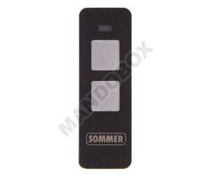 Mando de garaje SOMMER PEARL TWIN TX55-868