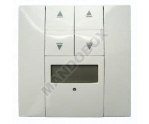 Pulsador TELECO TXC-868-C04