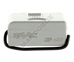 Receptor FAAC XF 433