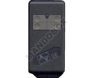 Mando de garaje ALLTRONIK S406-4 27.015 MHz