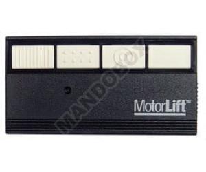Mando de garaje MOTORLIFT 754EML