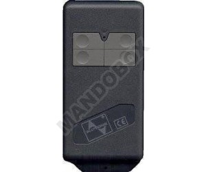Mando de garaje ALLTRONIK S406-4 40.685 MHz