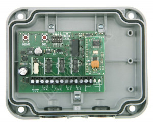 Receptor CARDIN S508 RX 4CH